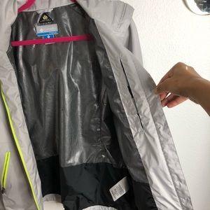 Columbia Jackets & Coats - Columbia Omni Heat Titanium Rain Jacket